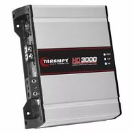 Taramps HD 3000 1 ohm Amplifier Taramp's HD3000 3 Day Delivery USA