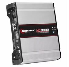 Taramps HD 3000 2 ohms Full Range Amplifier Car Audio