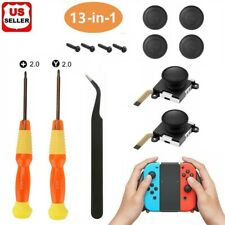 12pcs for Nintendo Switch / Lite NS Gameboy Joy Con Repair Screwdriver Tools Kit