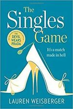 *The Singles Game by Lauren Weisberger... LIKE NEW