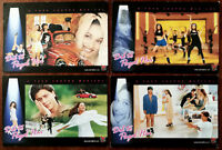 4 A Yash Chopra Musical / Dil to Pagal Hai Promotional Hand Bills / Flyers 1999