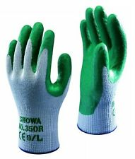 SHOWA 350R Thorn Master Nitrile Grip gardening Work Safety Gloves Size 9/L