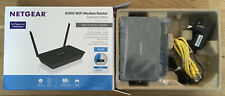 NETGEAR D1500-100UKS N300 Wi-Fi Modem Router Essentials Edition **NEW**