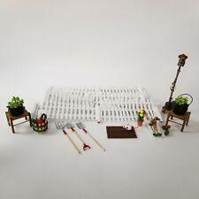 Casa de muñecas en miniatura 1.12 Th Scale herramientas Al aire libre