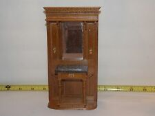 Hall Stand Hall Tree Umbrella Stand Furniture Room Box Dollhouse Miniature 1:12