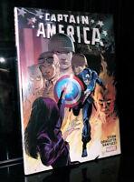 New Sealed! Captain America Forever Allies Hardcover Marvel Comics Graphic Novel