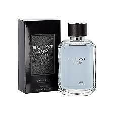 ORIFLAME Men Fragrance Eclat Style Parfum + FREE GIFT Soothing Aftershave Gel