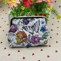 Women Mini Coin Purse Small Wallet Key Credit Card Holder Case Bag Pouch Clutch