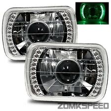 1978-1986 Ford F-150 7X6 H6014/H6052/H6054 Chrome Crystal Square Projector He...