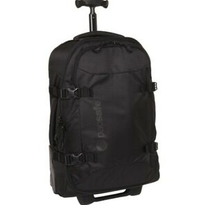 """Pacsafe 21"""" Toursafe S AT21 Anti-Theft Rolling Carry-On Duffel Bag NWT"""
