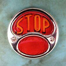 "Classic Car Stop-light Fridge Magnet 2 1/4""  Ford Model A 1930's Hot Rod Rat Rod"