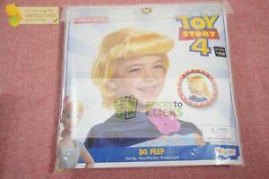 Halloween Kids' Disney Toy Story Bo Peep Costume Wig Accessory OSFM