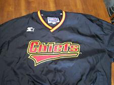 Kansas City Chiefs Starter Pullover Jacket 2XL EUC