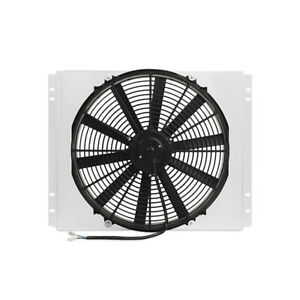 1968-69 Mustang Radiator Fan Shroud New 289//302 24 Inch W//Air Conditioning