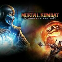 Mortal Kombat Komplete Edition | Steam Key | PC | Digital | Worldwide |
