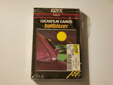 Ballblazer (C64 & Atari 8=Bit, 1984) Rare Original Lucasfilm Packaging