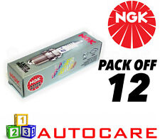 NGK Laser Iridium Spark Plug set - 12 Pack - Part Number: IFR6D10 No. 5344 12pk