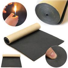 9 Sheets 6mm Car Sound Deadener Heat Insulation Mat Self Adhesive Foam 50x30cm