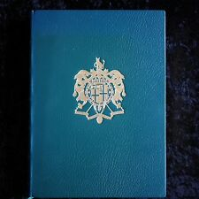 Burke's Guide to Country Houses Vol 1 Ireland Leather Limited Ed of 350 Signed