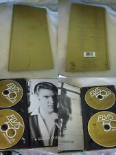 4 cd ELVIS PRESLEY - ELVIS A GOLDEN CELEBRATION