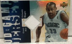 2007 Upper Deck Grant Hill #UD-GH