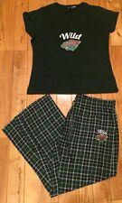 NEW Womens NHL Wild Pajama Set Size XL X-Large