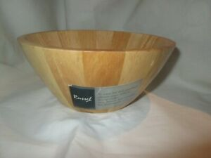 Russel Wooden Bowl