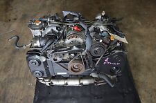 JDM SUBARU LEGACY GT EJ206 2.0L TWIN TURBO ENGINE MOTOR BE5 BH5 EJ20DETT #160