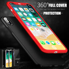 Full Body 360 Shockproof Case Cover For Apple iPhone 11 Pro Max XR XS X 8 7 6 SE
