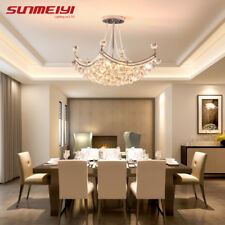 Modern Crystal Chandelier Lighting Fixture Crystal Light Lustres de cristal