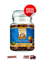 DOUWE EGBERTS INSTANT COFFEE HAZELNUT FLAVOR 98gr -FREE SHIPPING