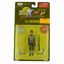 VINTAGE THE ULTIMATE SOLDIER XD ACTION FIGURE 1:18 U.S. INFANTRY MILITARY TOY