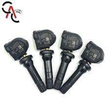 4pc TPMS Tire Pressure Sensor For GMC Chevrolet Pontiac Buick 13598771 13598772