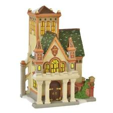 Department 56 Dickens Village New 2018 Duniway Abbey Church 6000583 Dept 56