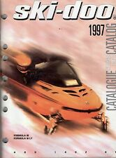 1997 SKI-DOO FORMULA III PARTS MANUAL P/N 480 1432 00  (502)