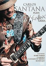 Carlos Santana - Plays Blues At Montreux 2004 (DVD, 2008)