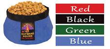OUTWARD HOUND Port-A-Bowl Jr - Blue,Black,Green - 24 oz