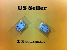 2X SAMSUNG GalaxyS Captivate i897 Micro USB Charging Port