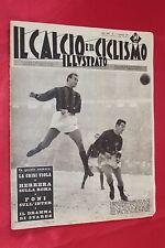 Rivista Sportiva IL CALCIO e il CICLISMO ILLUSTRATO Anno 1961 N°1 GALLI ORZAN