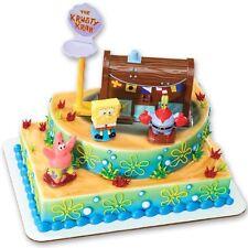 Spongebob Cake Decorating Kit - Topper