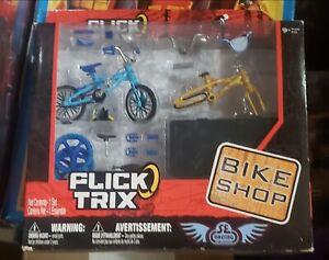 SE Racing BMX Flick Trix Bike Shop Rare Set New