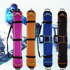 Ski Bag Snowboard Bag Diving Cloth Material Skiing Board Bag Scratch-Resistant