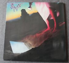 Styx, cornerstone, LP - 33 tours