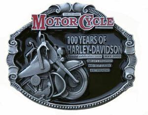 Harley Davidson Officially Licensed Belt Buckle