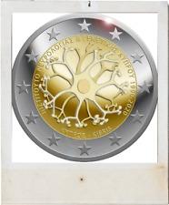 2 EURO *** Chypre 2020 Cyprus *** Neurologie & Genetica !!!