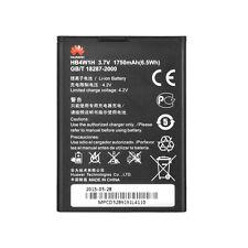 Batteria Ricambio Originale Huawei HB4W1H 1750 mAh C8813 C8813D Y210 c G510 G520