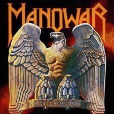 Manowar Battle Hymns (1982) [CD ALBUM]