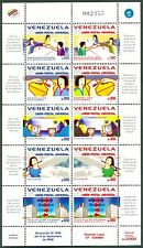Venezuela 1998 125th UPU Anniversary, Postal Services Innovation, SC1601, MNH