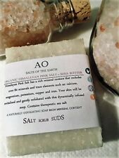 Organic Himalayan Pink Salt - Lush Shea Butter Salts Of The Earth Bar