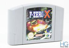 F Zero X - N64 Nintendo 64 Retro Game Cartirdge PAL [2]
